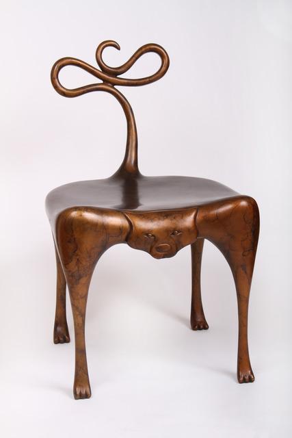 , 'Cat Chair,' 2012, Gallery NAGA