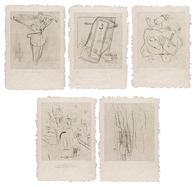 , 'Yeschen-Nochen-Vielleichtchen,' 1991, Carolina Nitsch Contemporary Art