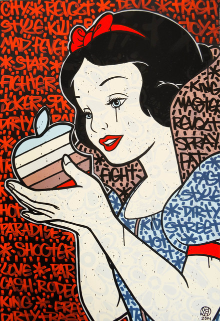 , 'Snow Red,' 2014, Fabien Castanier Gallery