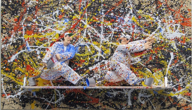 , 'Convergence: Pollock,' 2016, Zenith Gallery