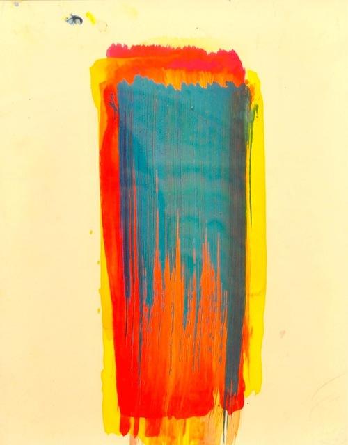 , 'Untitled (Brushstrokes),' 2013, Lora Schlesinger Gallery
