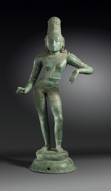 'The Hindu God Krishna', Late 12th -early 13th century, Los Angeles County Museum of Art
