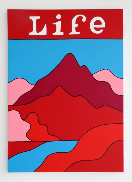 , 'Life Landscape,' 2015, Alice