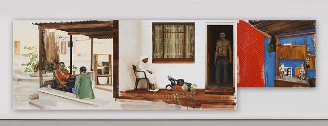 , 'Comrades,' 2015, Jack Shainman Gallery