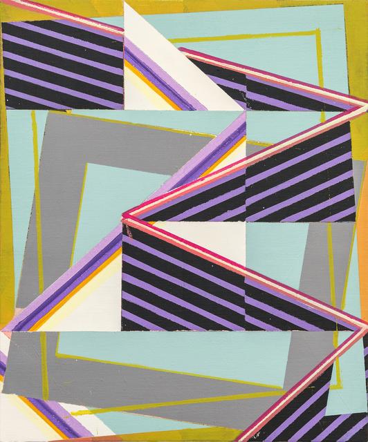 Paolo Arao, 'No.2 (Great Divide)', 2017, Barney Savage Gallery