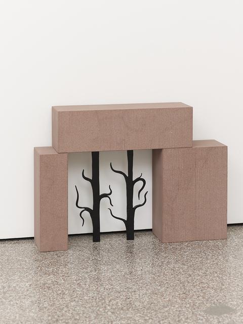 Sophie Nys, 'Kellerloch (Roter Mainsandstein)', 2019, Galerie Greta Meert