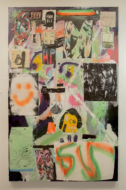 , 'H.L.M.P,' 2015, Cardoza Fine Art