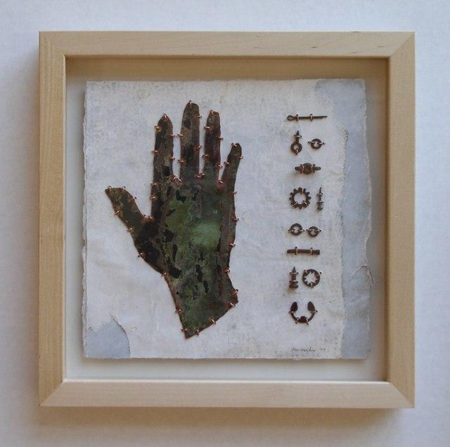 Tor Archer, 'Cult of the Hand', 2004, Julie Nester Gallery