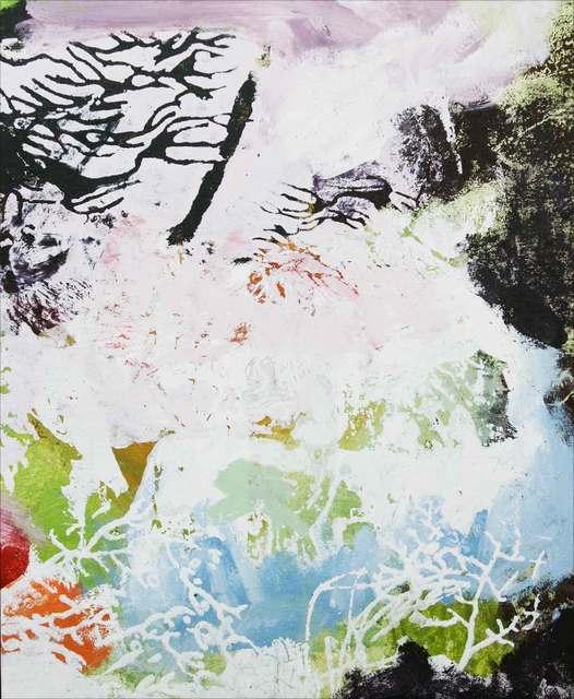, 'Sensitive Water Mapping #89,' 2016, Gallery Elena Shchukina