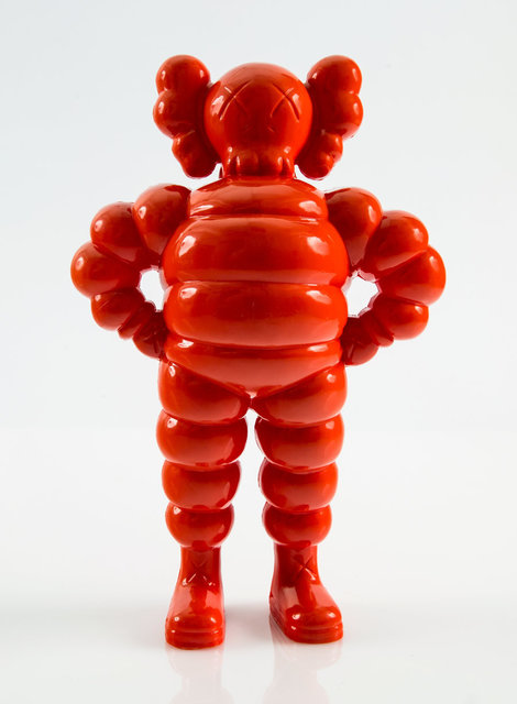 KAWS, 'Chum (Pink)', 2002, Other, Cast resin, Heritage Auctions