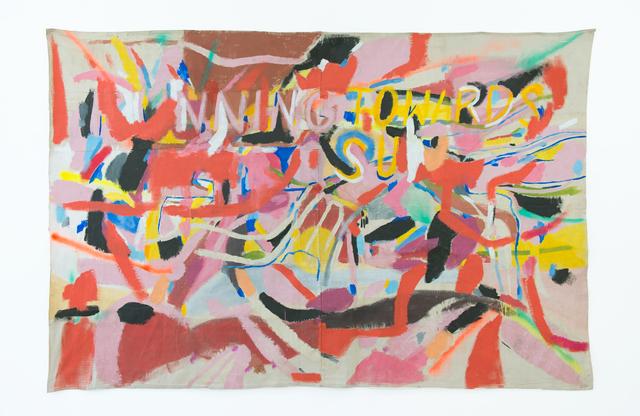 , 'Running Towards the Sun ,' 2018, 315 Gallery