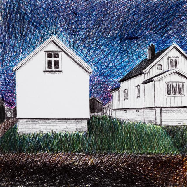 , 'I don't Draw on Sundays - 7630,' 2018, Beatriz Esguerra Art