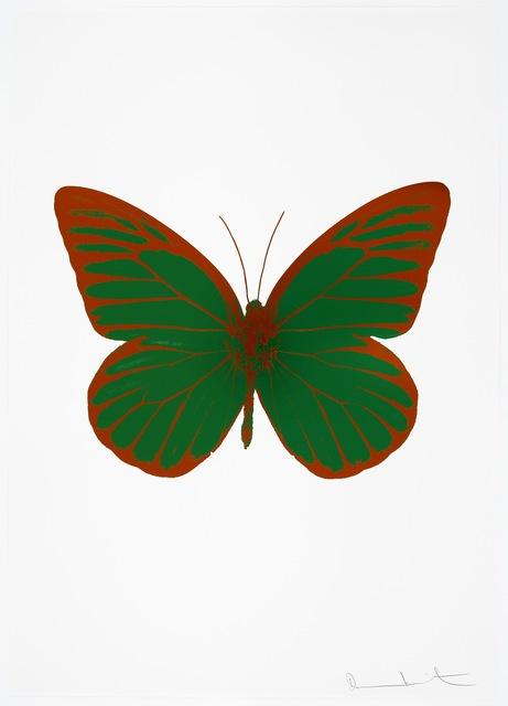 , 'The Souls I - Emerald Green/Prairie Copper,' 2010, Paul Stolper Gallery