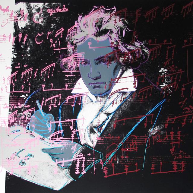 , 'Beethoven II.391,' 1987, Hamilton-Selway Fine Art