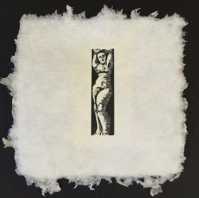 Terri Thoman, 'Woman Of Stone I ', 2014, Ro2 Art