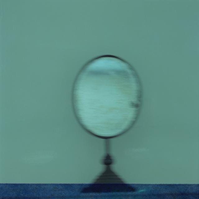 , 'Cyan Mirror #3,' 2018, James Barron Art