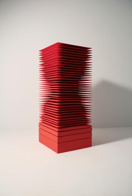 , 'the layer of self_vfm5,' 2014, Gallery LVS
