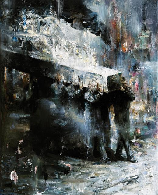 , 'Column Reveal,' 2014, Mobius Gallery