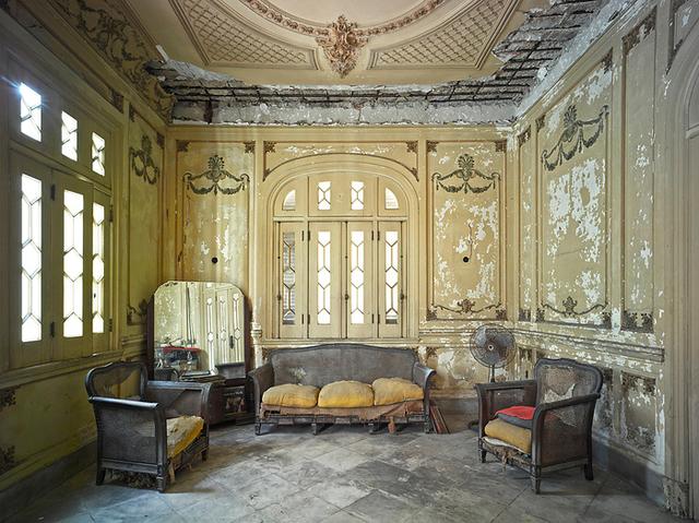 , 'Record Room, Havana, Cuba,' 2014, Galerie de Bellefeuille