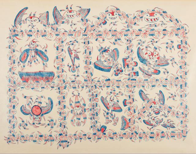 , 'Devil House,' 1967, Webb Gallery