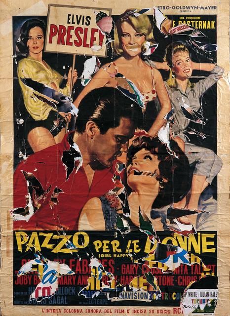 , 'Ancora Elvis,' 2004, Federico Luger (FL GALLERY)