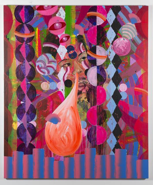 , 'Celia thunder storm,' 2017, Roslyn Oxley9 Gallery