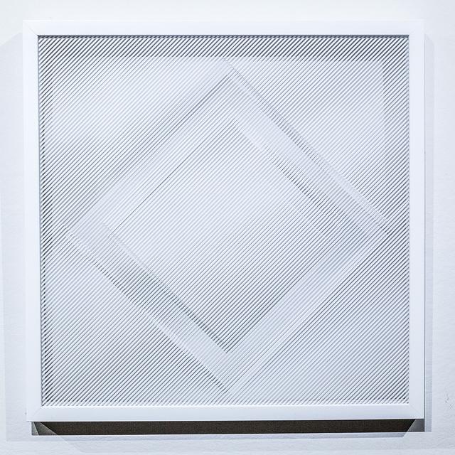 , 'MASKS N°13 DIVIDE EDITION,' 2014, Bluerider ART