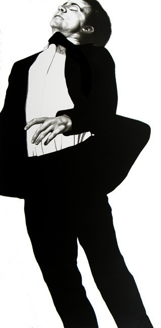 Robert Longo, 'Jonathan,' 1988, Mary Ryan Gallery, Inc