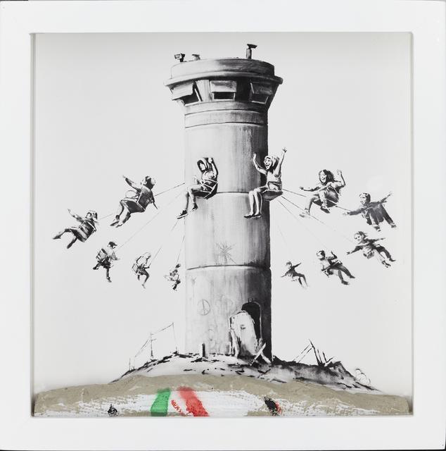 Banksy, 'Box Set', 2017, Roseberys