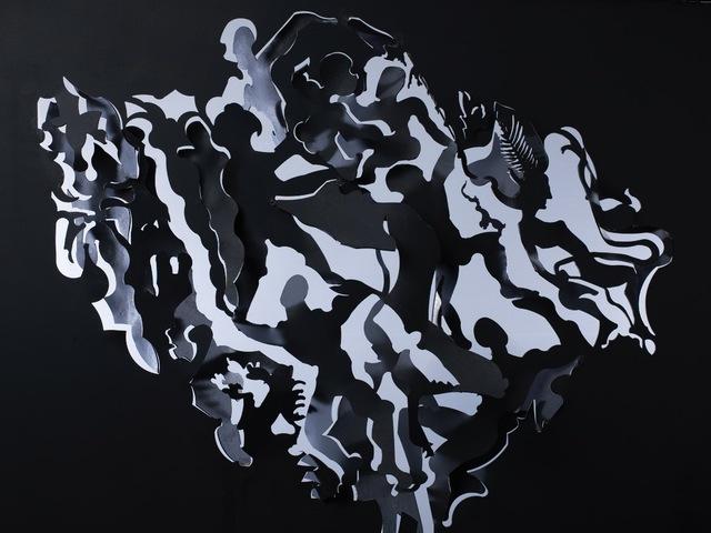 , 'Gölgelerin Dansı - The Dans of the Shadows,' 2016, Anna Laudel