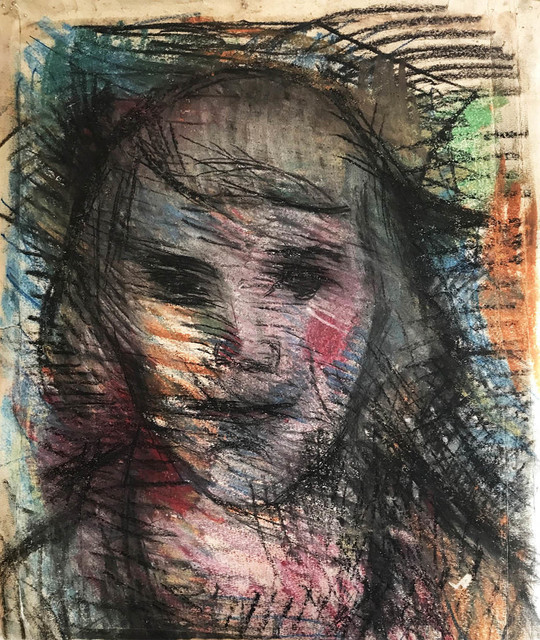 Rudolf Ray, 'untitled', 1938, Drawing, Collage or other Work on Paper, Pastel on paper, SUPPAN FINE ARTS