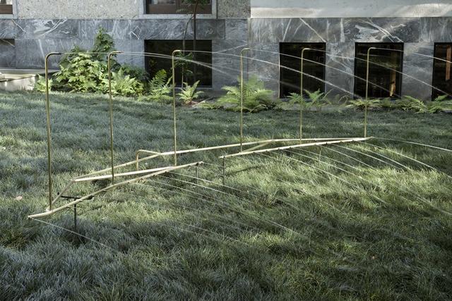 , 'Fontana Angelica,' 2010, Limoncello