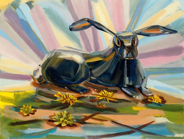 , 'Rabbit,' 2005, Anglim Gilbert Gallery