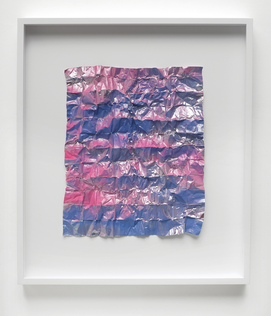 Rana Begum, 'No.889 Folded Grid', 2019, Whitechapel Gallery