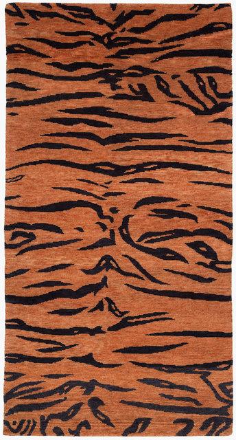 Joseph Carini, 'Tiger Full Body', 2017, Joseph Carini Carpets