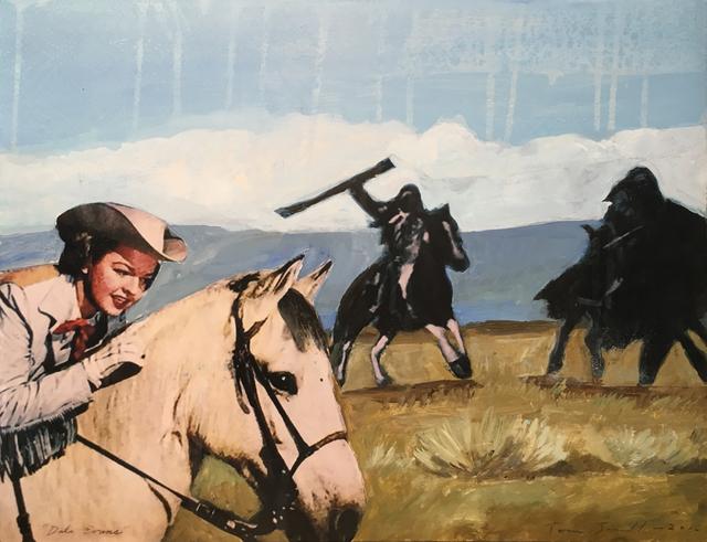 , 'Dale Evans,' 2016, Modern West Fine Art