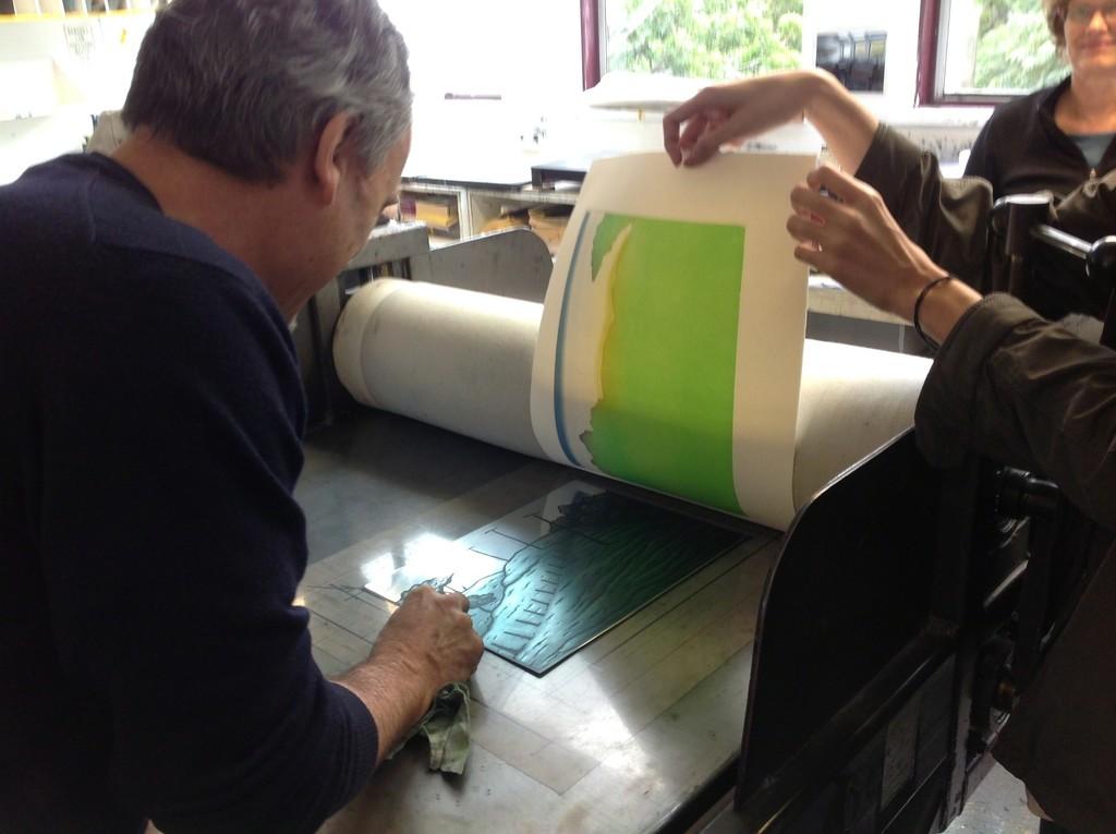 Printing Reg Mombassa's Sheepwalk
