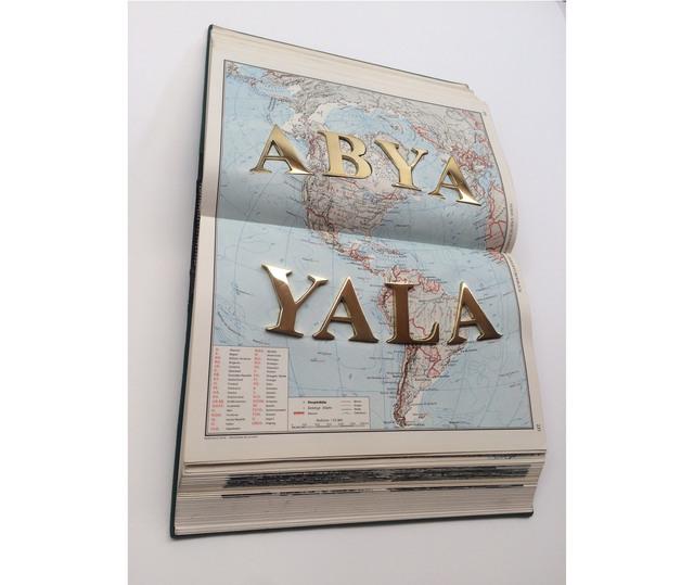 , 'ABYA YALA,' 2019, Herlitzka + Faria