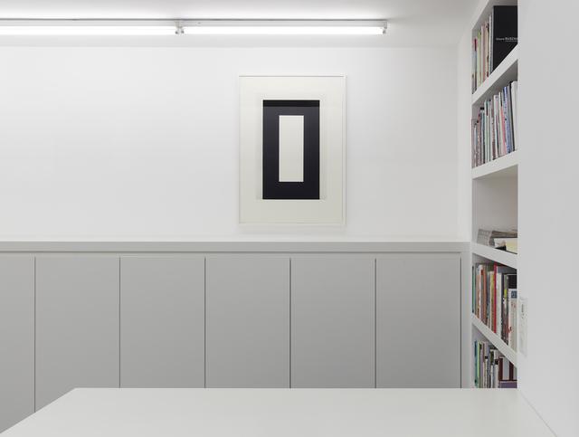 , 'Tor,' 1993, Galerie Christian Lethert