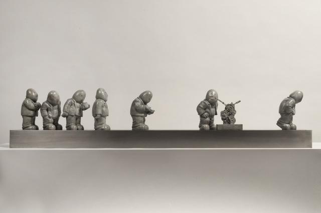 , 'Happiness,' 2013, Zhou B Haus der Kunst