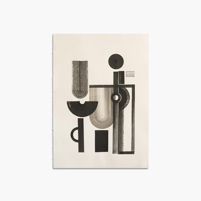 , 'Black Forest, No Gateau,' 2019, Tappan