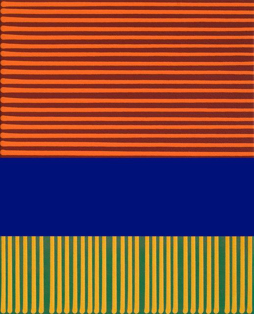 Francisco Suárez, 'Chromatic Fields 82', 2017, Victor Lope Arte Contemporaneo