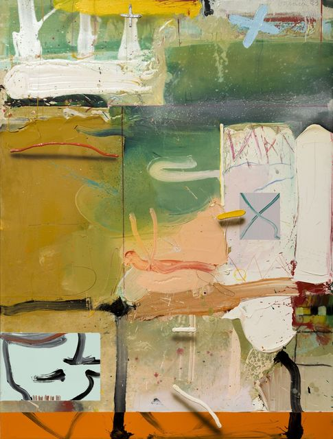 , 'Heart and Breath Line - Zuni Pot,' 1983, Allan Stone Projects