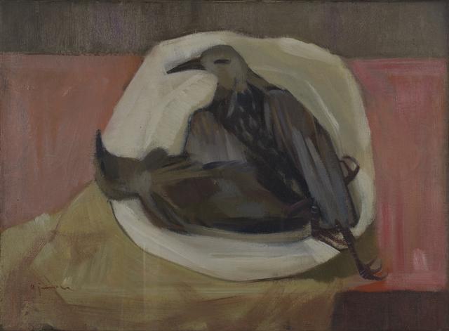 Giuseppe Ajmone, 'Natura Morta', Painting, Oil on canvas, Itineris