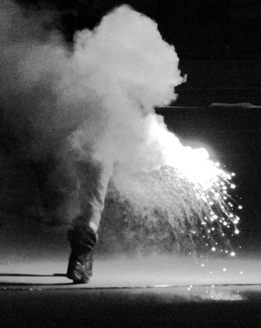 , 'Smoke Screen,' 2013, Simone Subal