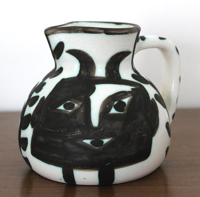 Pablo Picasso, 'Pichet Tête Carrée', 1953, Design/Decorative Art, Ceramic, EHC Fine Art