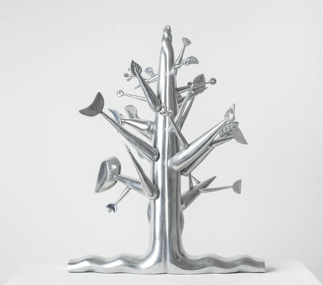 , 'Meditation Tree,' 2018, Vigo Gallery
