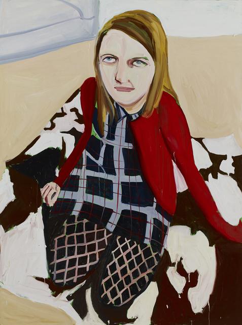 , 'Bumptious Mansions,' 2014, Collezione Maramotti