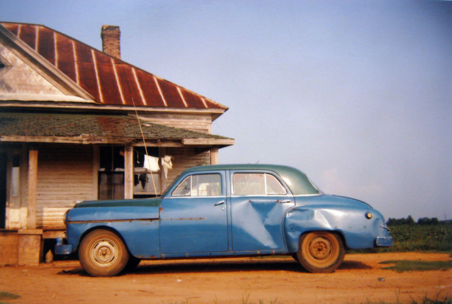 , 'House & Car, Near Akron, Alabama,' 1978, PDNB Gallery
