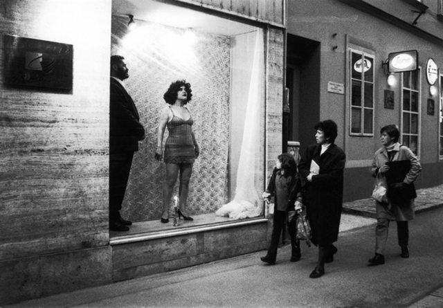 , 'Woman has disappeared,' 2000, Galerie Michaela Stock
